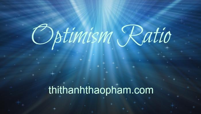 Optimism Ratio